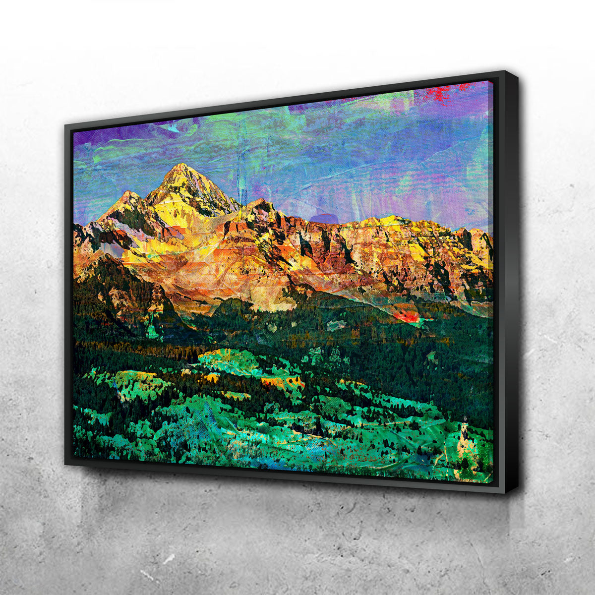 Abstract Wilson Canvas Set
