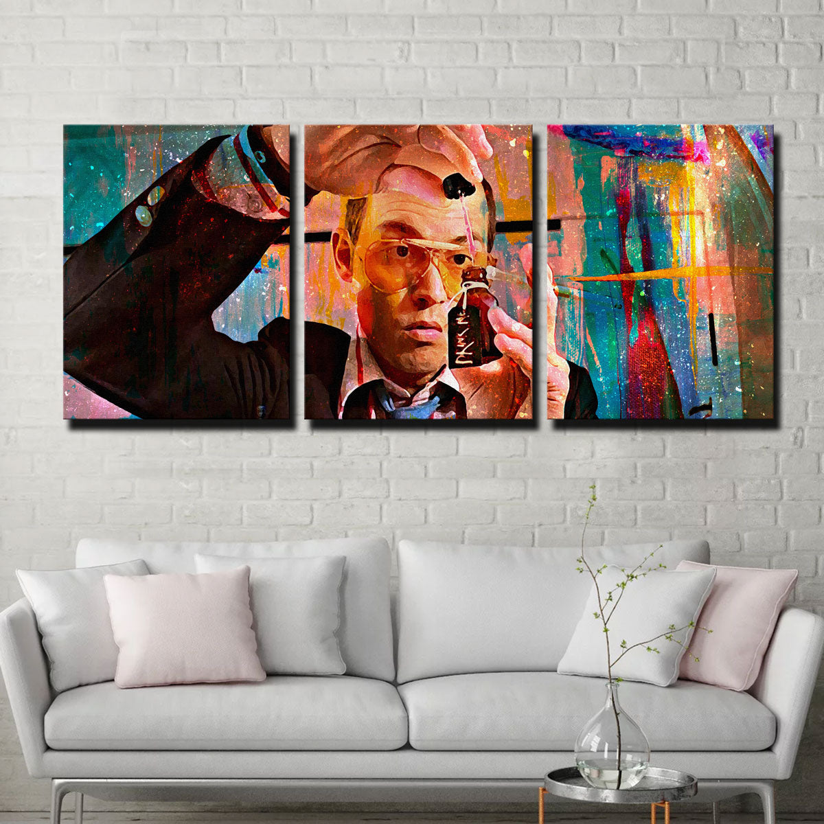 Adrenochrome Canvas Set