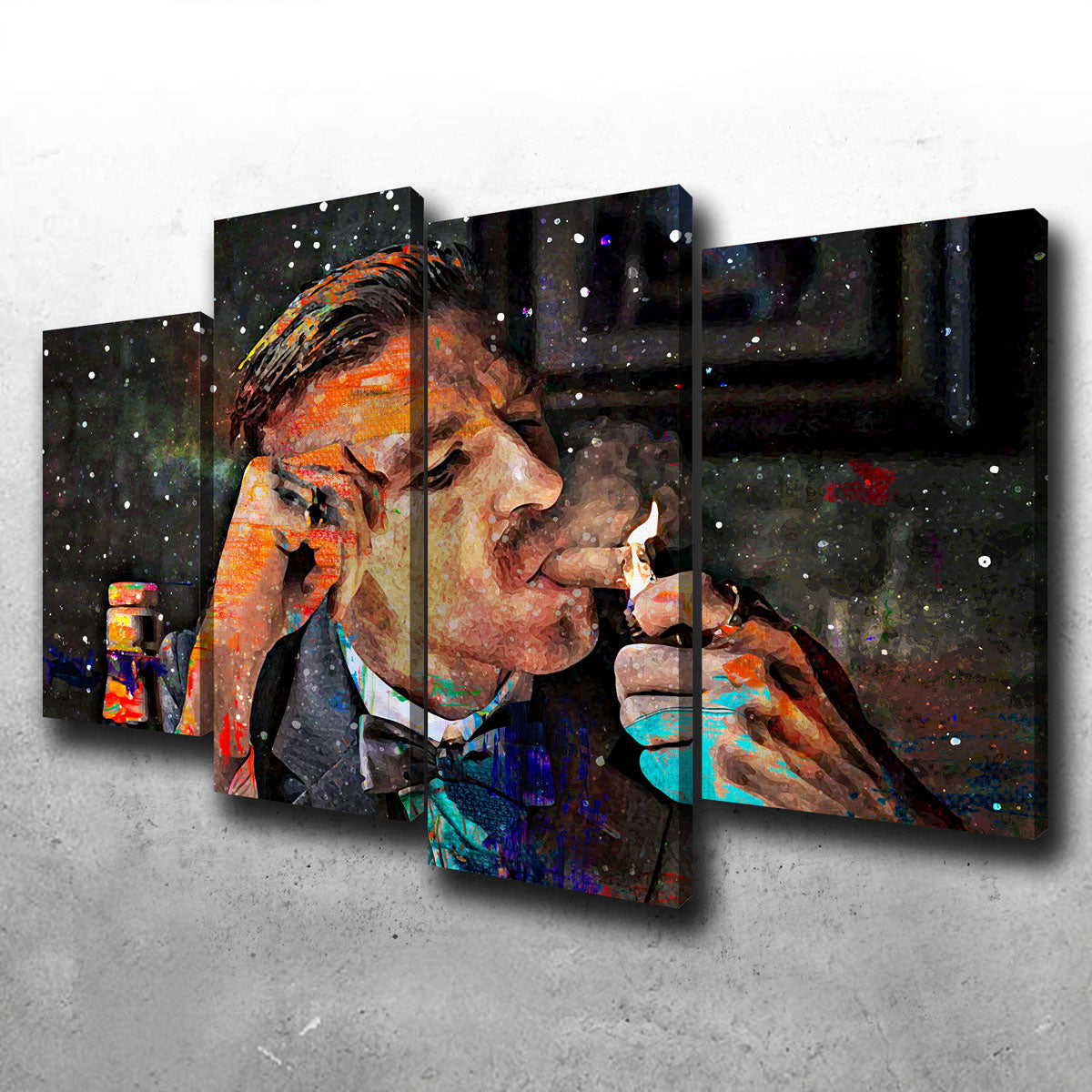 Arthur Shelby Canvas Set
