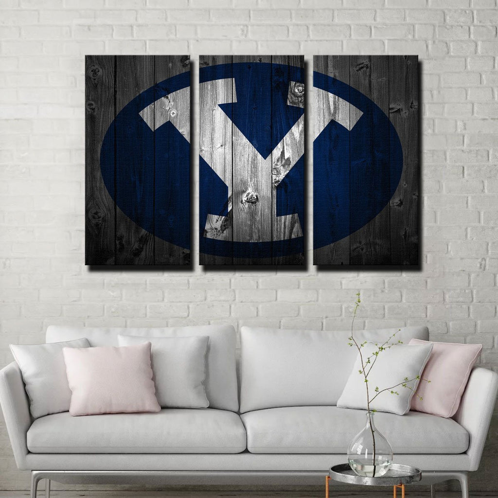 BYU Canvas Set