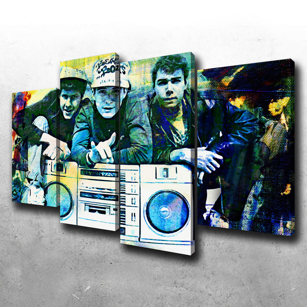 Beastie Boys Canvas Set