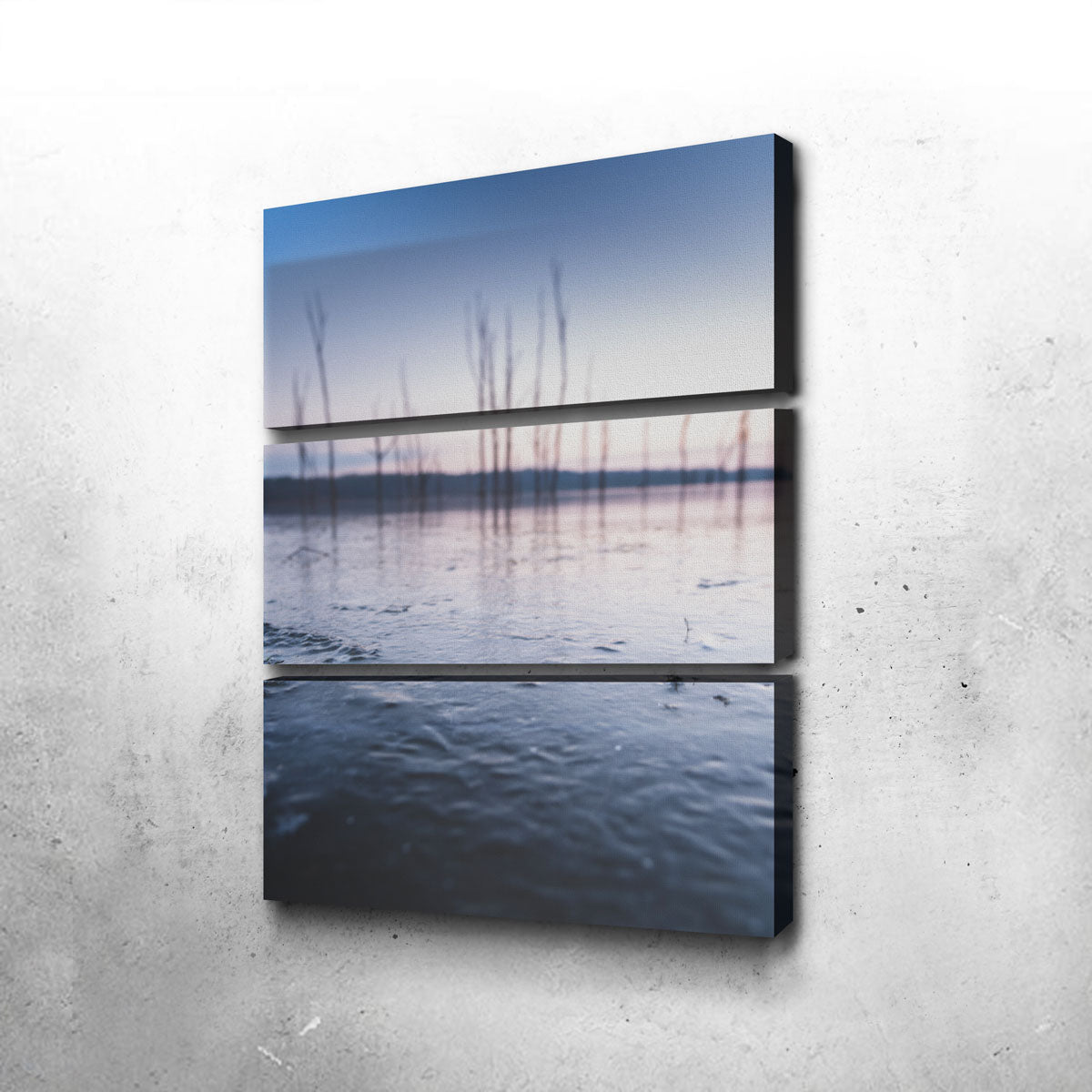 Blurred Isolation Canvas Set