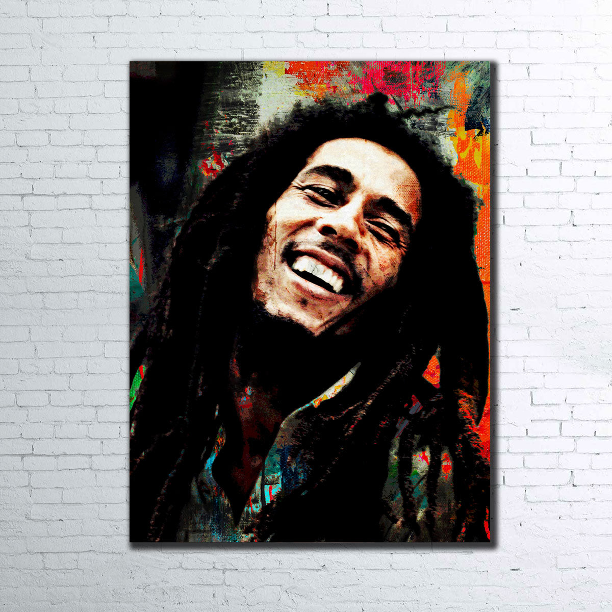 Bob Marley Canvas Set