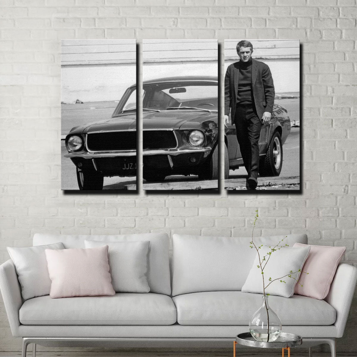 Bullitt Canvas Set