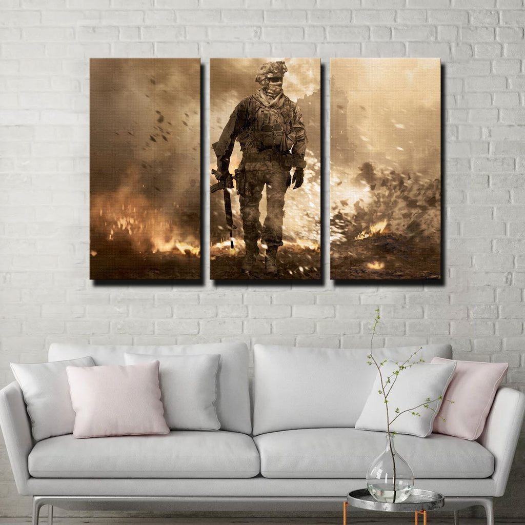 Call of Duty Canvas Set