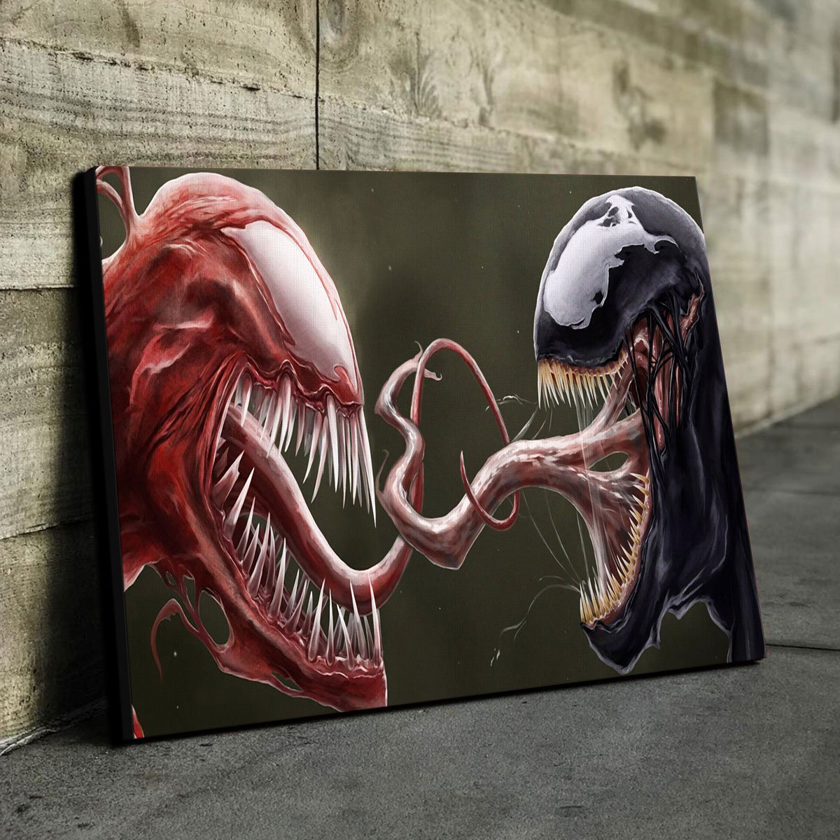 Venom vs. Carnage Canvas Set