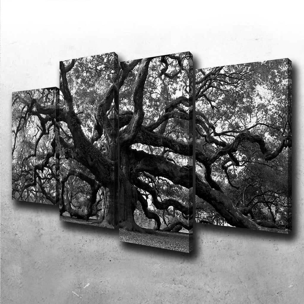Charleston Angel Oak Canvas Set V2