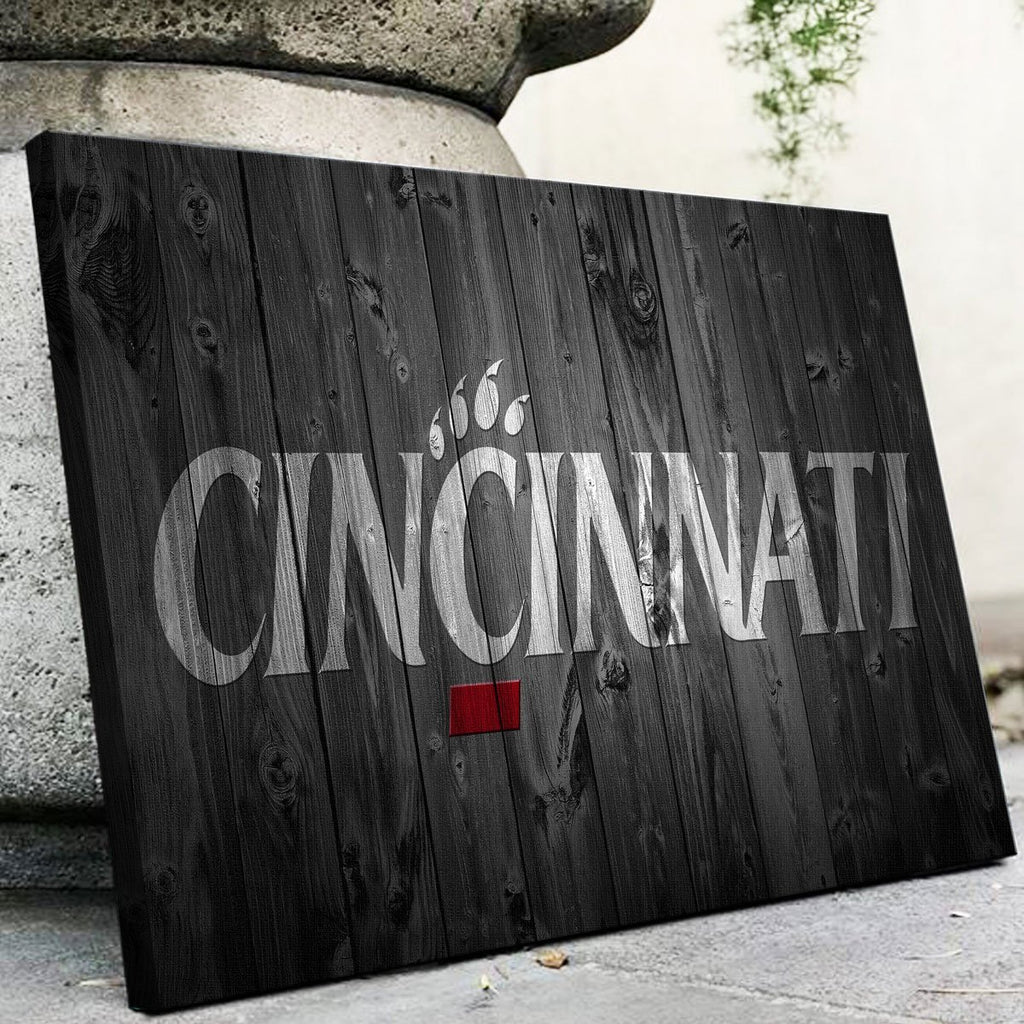 Cincinnati Bearcats Canvas Set