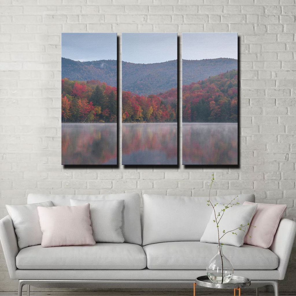 Vermont Colors Canvas Set