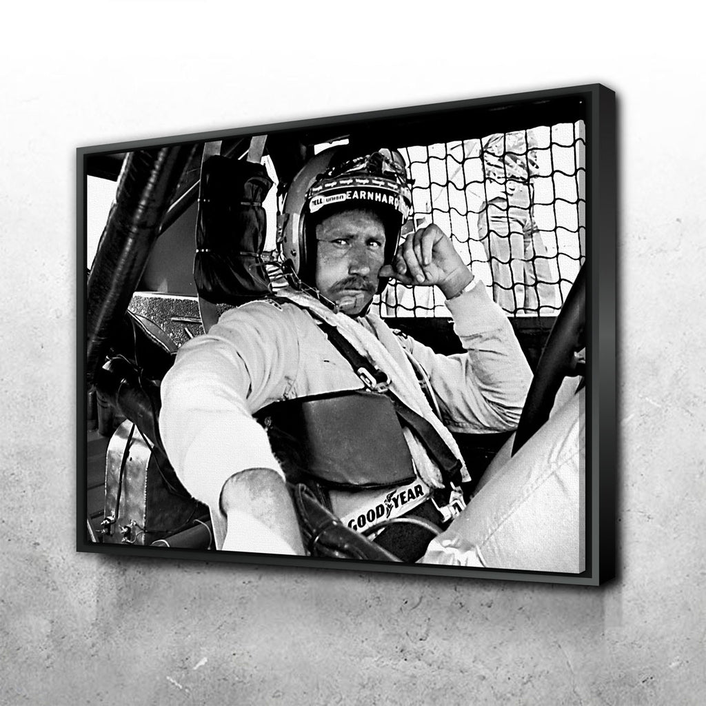 Dale Earnhardt Canvas Set