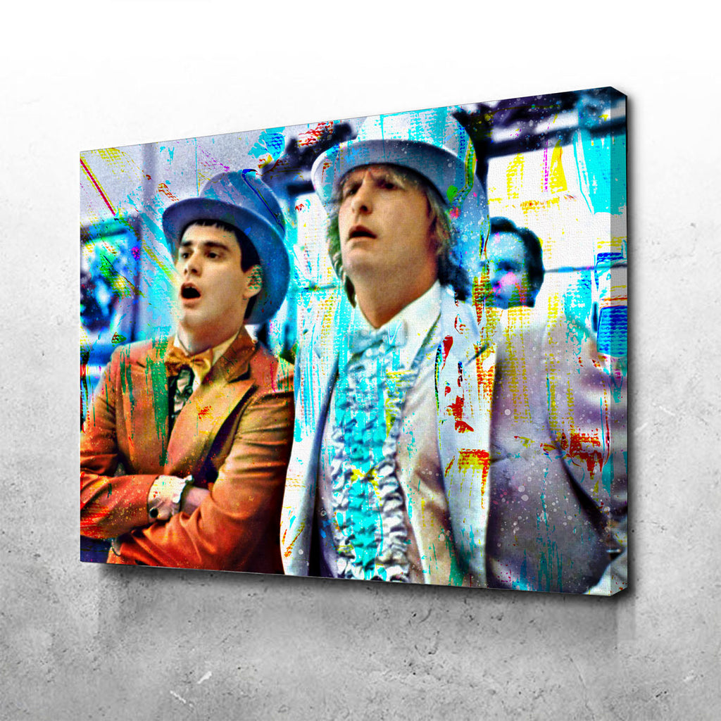 Dapper Harry & Lloyd Canvas Set