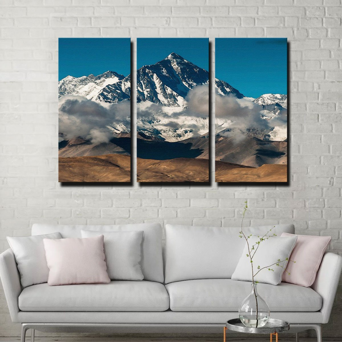 Mount Everest Canvas Set