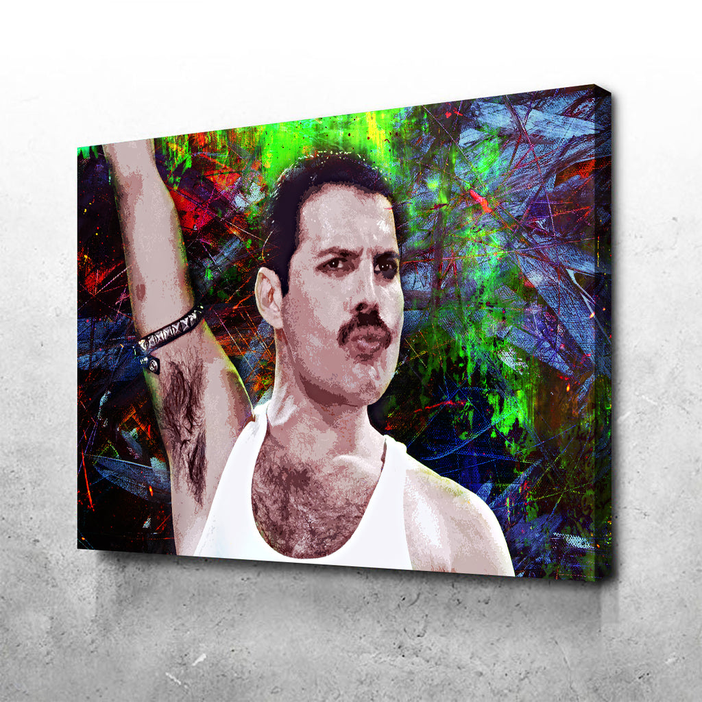 Freddie Mercury Canvas Set