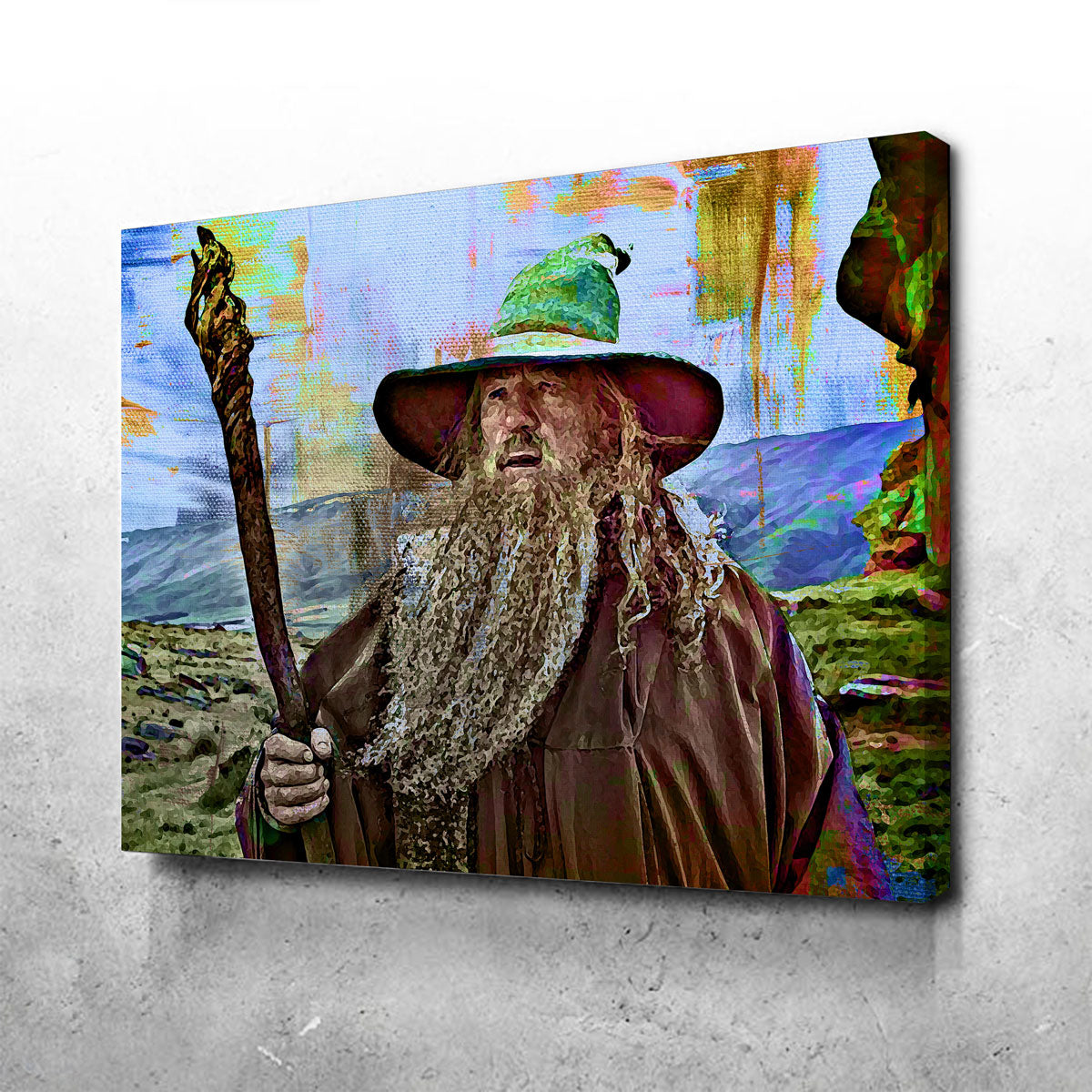 Gandalf Canvas Set