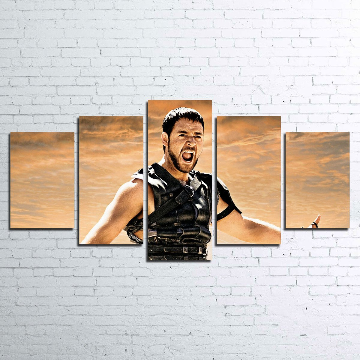 Gladiator 5pc Canvas Set