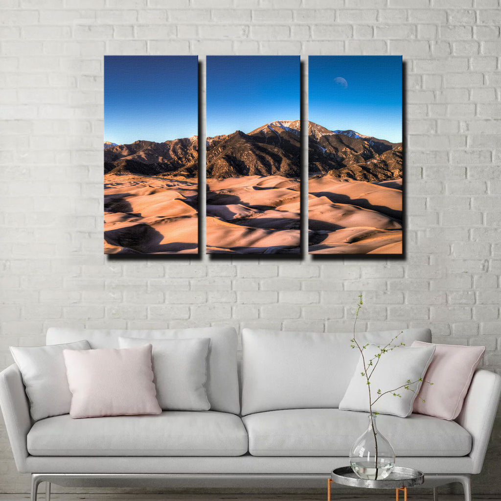 Great Sand Dunes Canvas Set