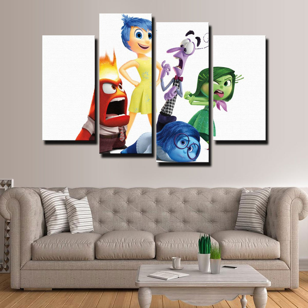 Inside Out Canvas Set