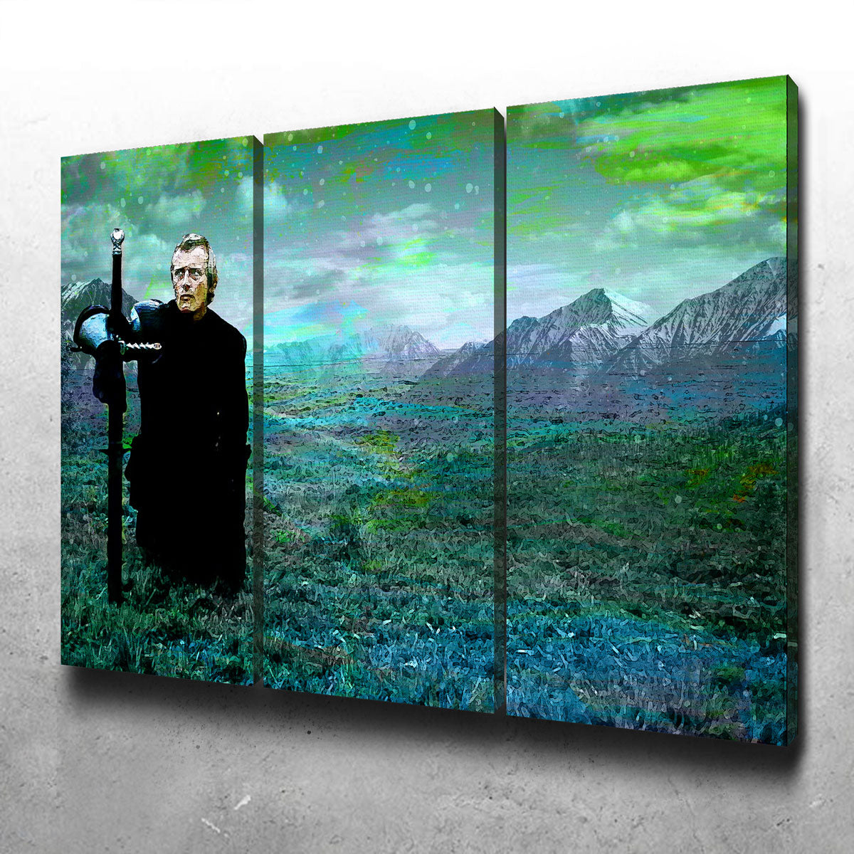 Ladyhawke Canvas Set