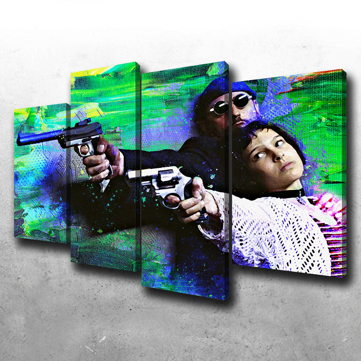 The Professional Canvas Set
