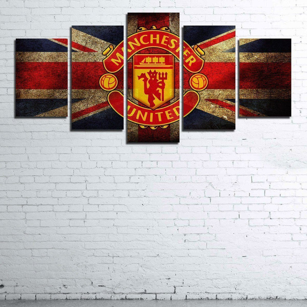 Manchester United Canvas Set