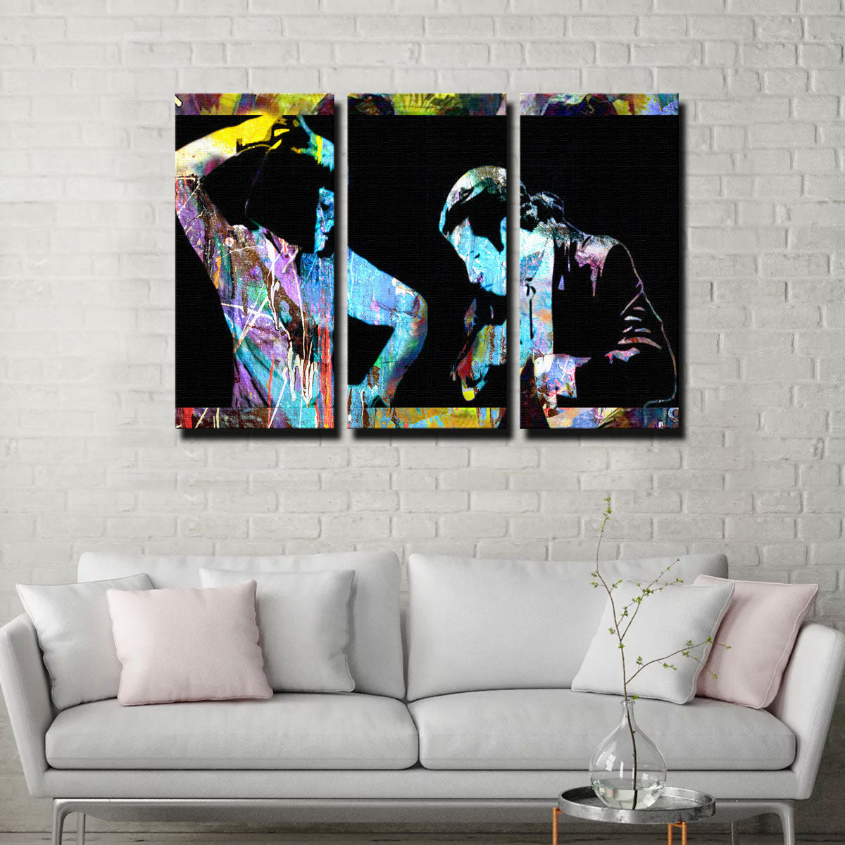 Mia & Vega Canvas Set