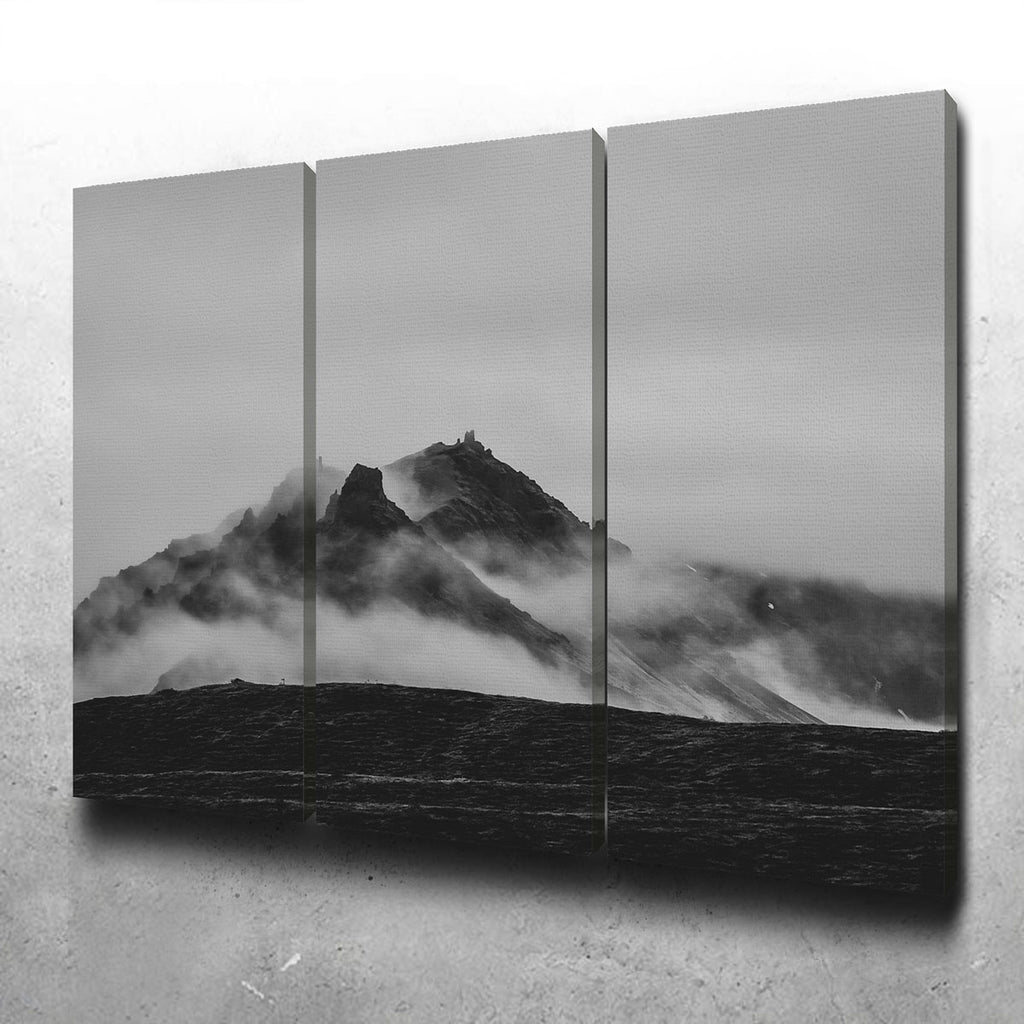 Misty Peaks Canvas Set