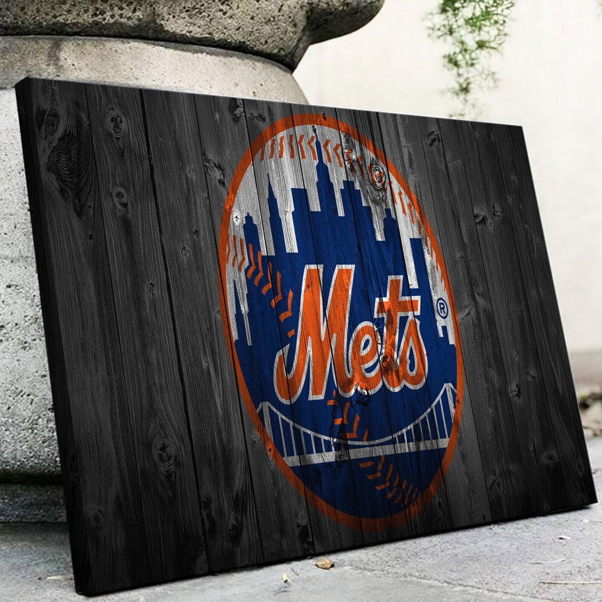 New York Mets Canvas Set