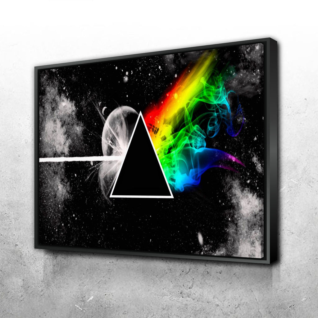 Pink Floyd - Dark Side of the Moon Canvas Set