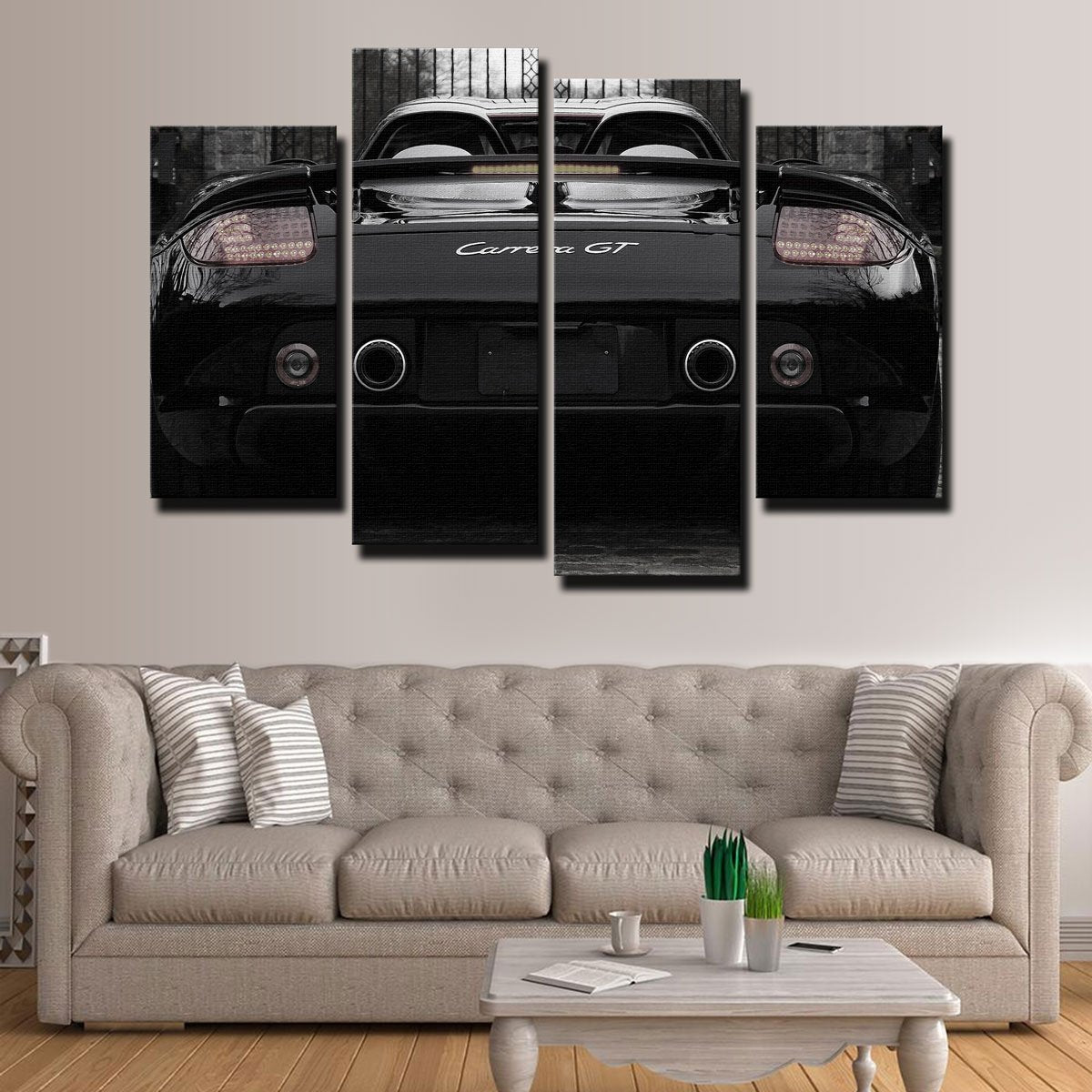 Porsche Carrera GT Canvas Set