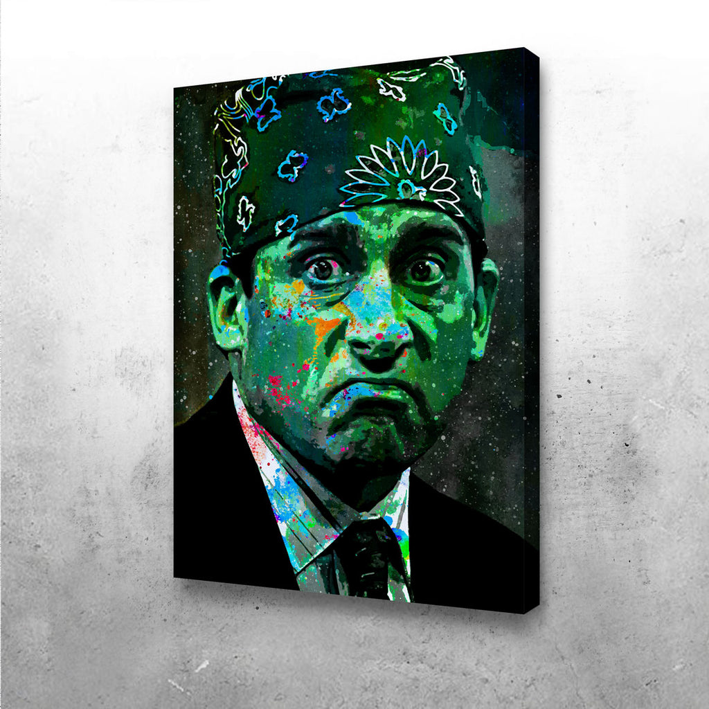 Prison Mike Canvas Set