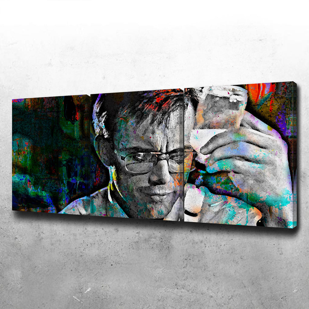 Re-Animator Canvas Set