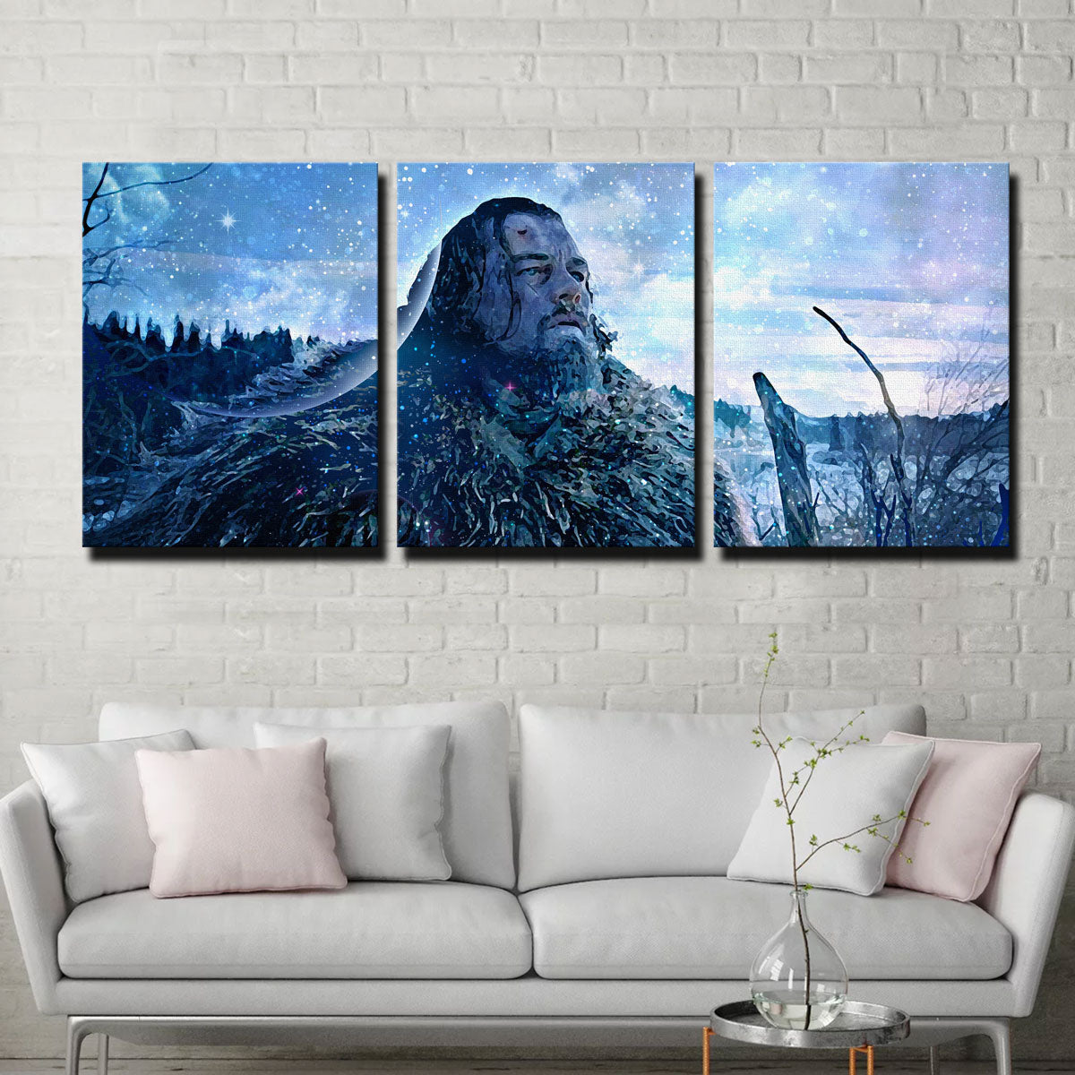 The Revenant Canvas Set
