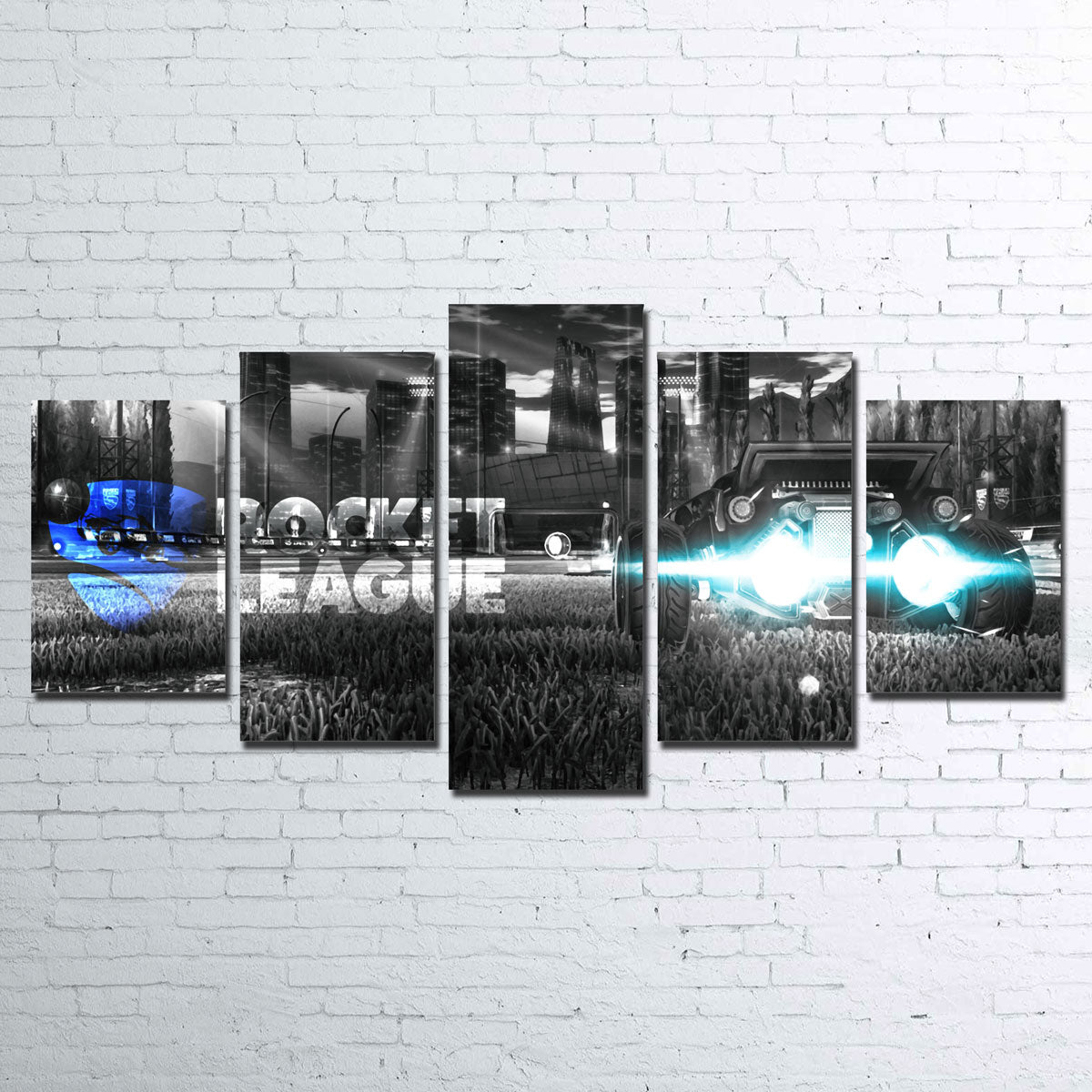 Rocket League Canvas Set