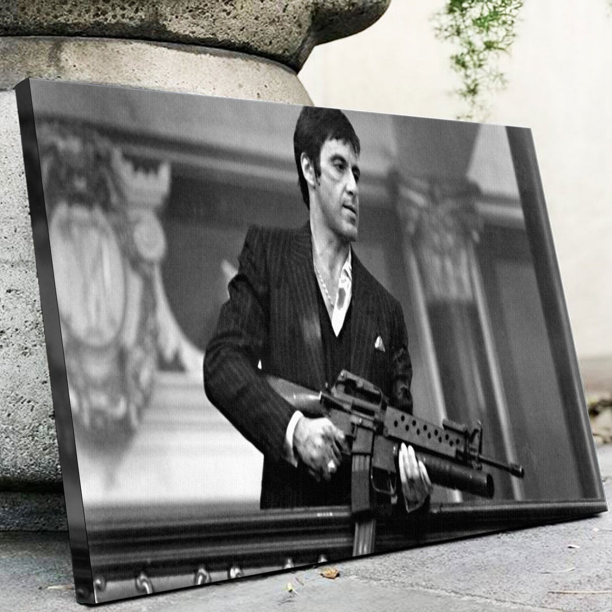 Tony Montana Canvas Set