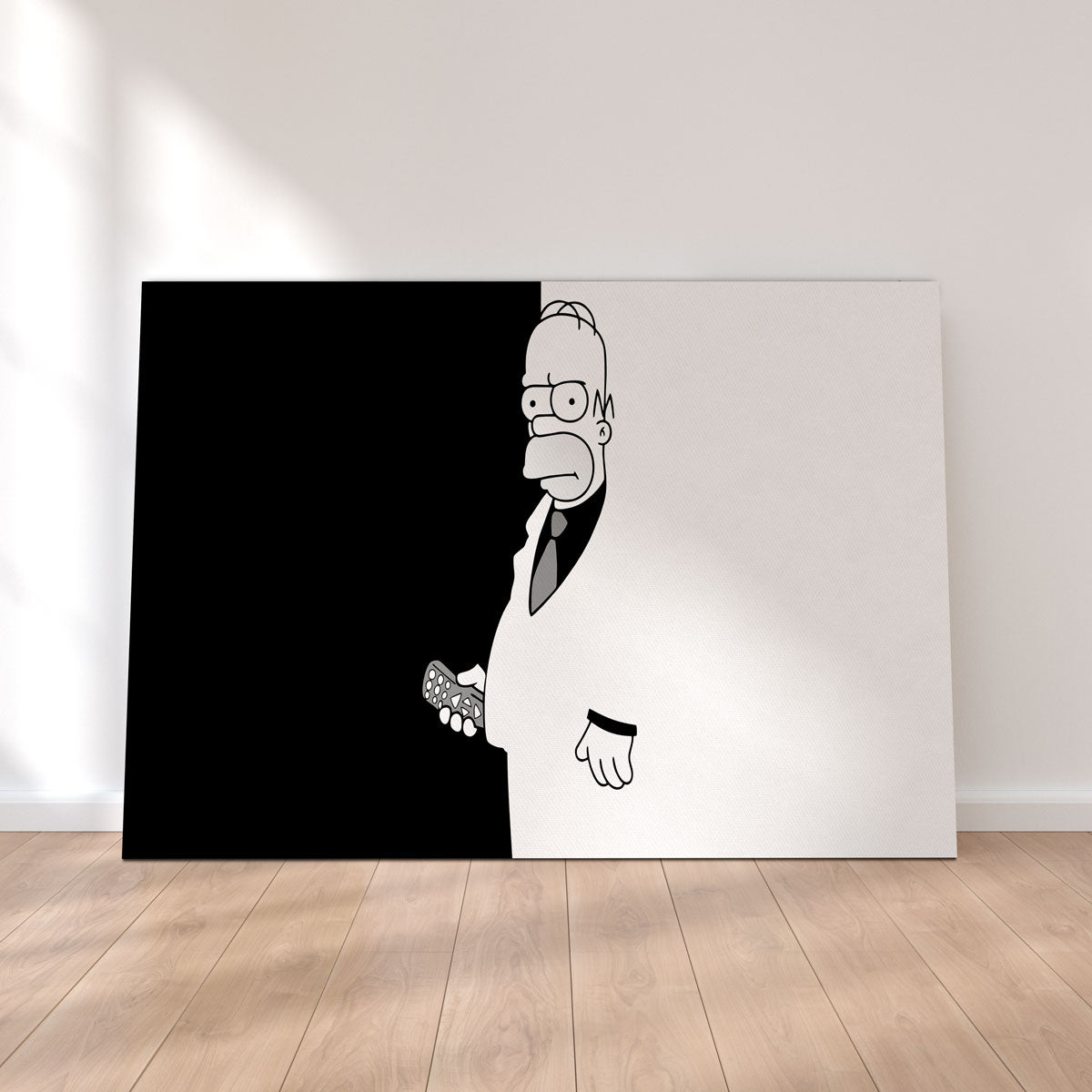 Homer Scarface Canvas Set