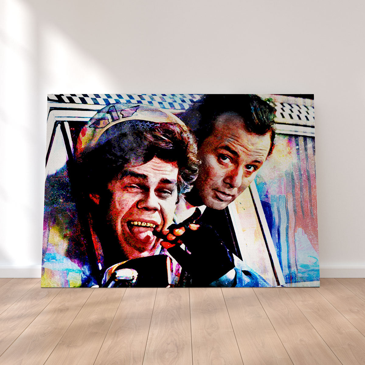 Scrooged Canvas Set