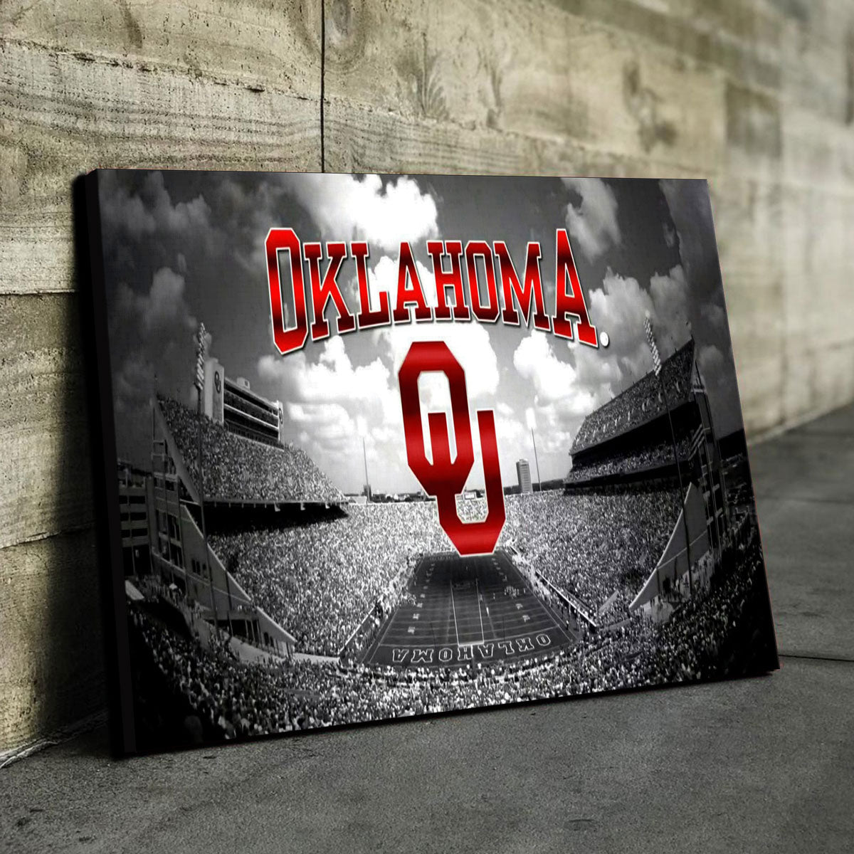 Sooners Canvas Set