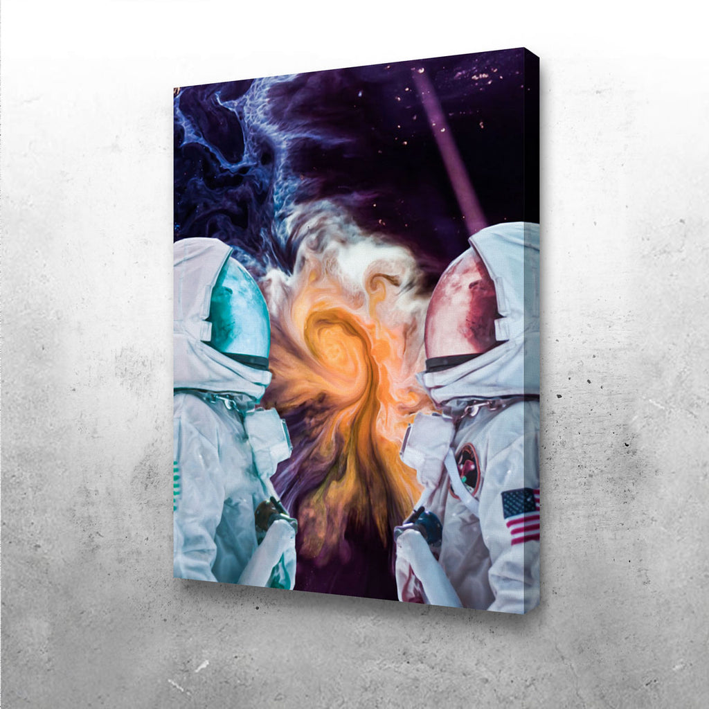 Space Guardians Canvas Set