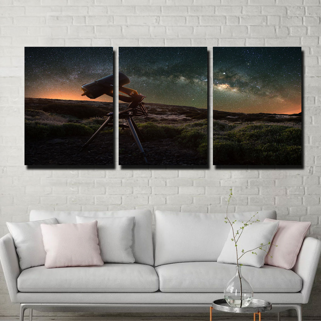 Stargazer Canvas Set