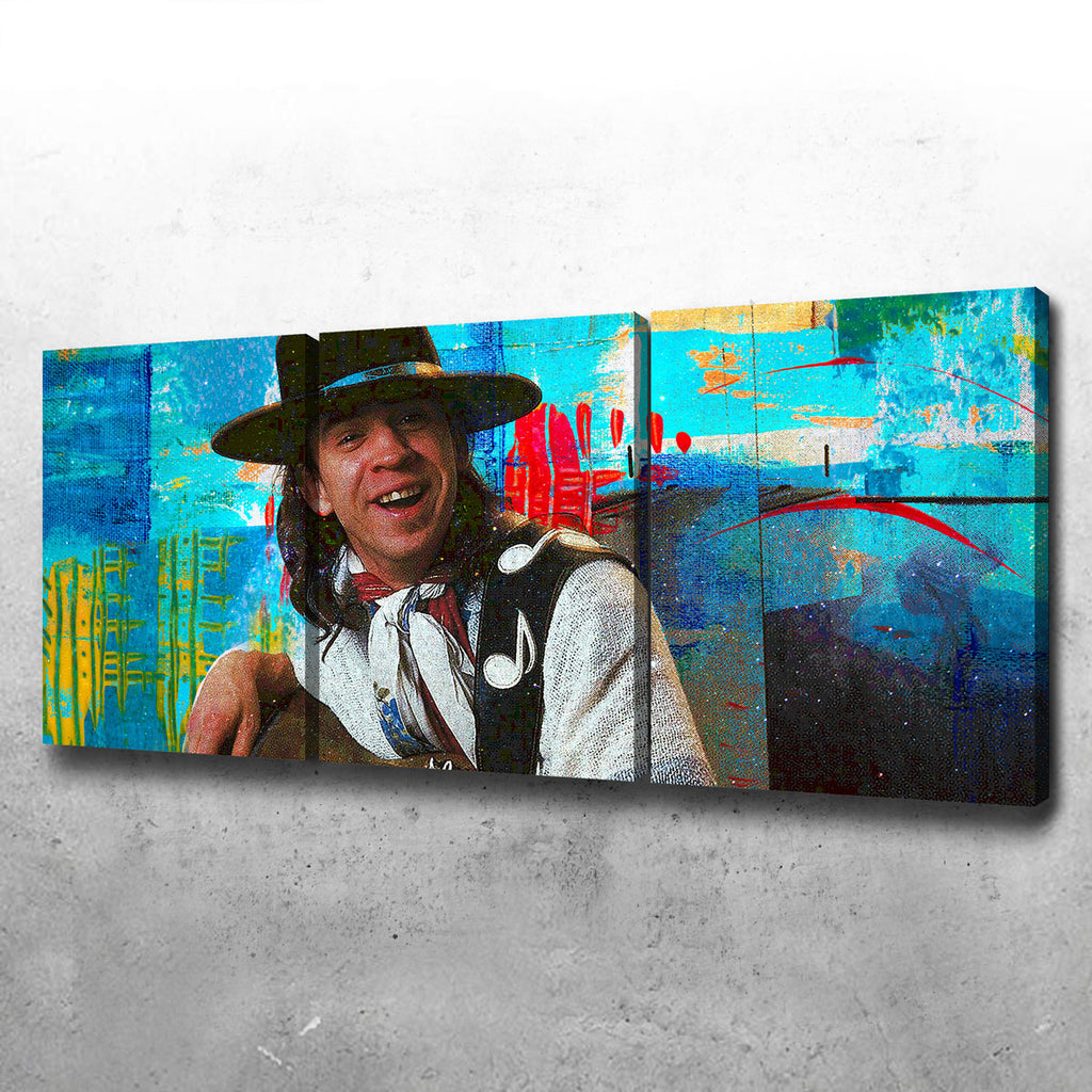 Stevie Ray Vaughan Canvas Set