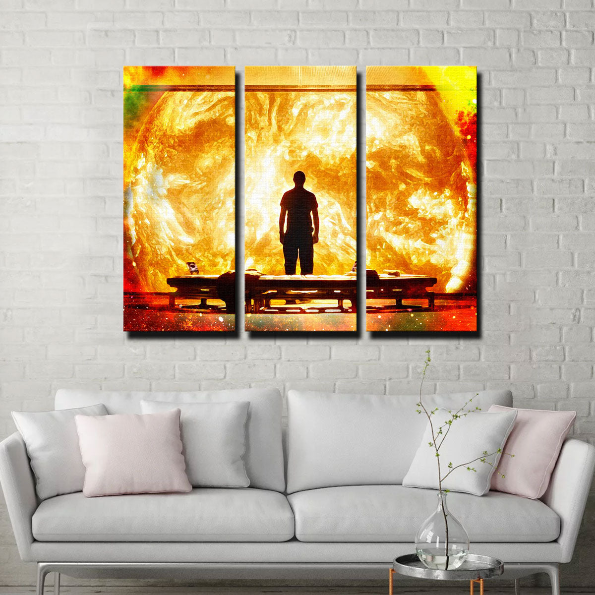 Sunshine Canvas Set