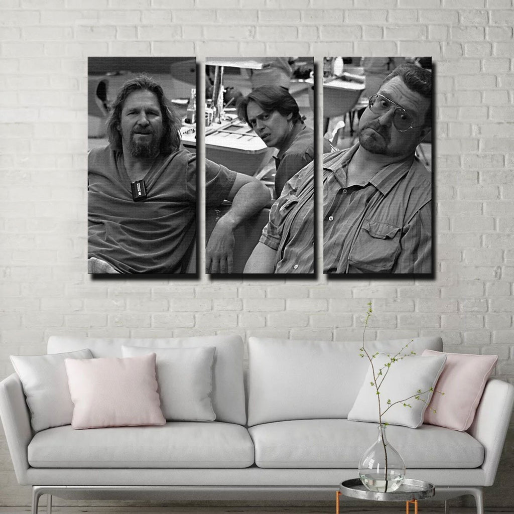 The Big Lebowski Canvas Set
