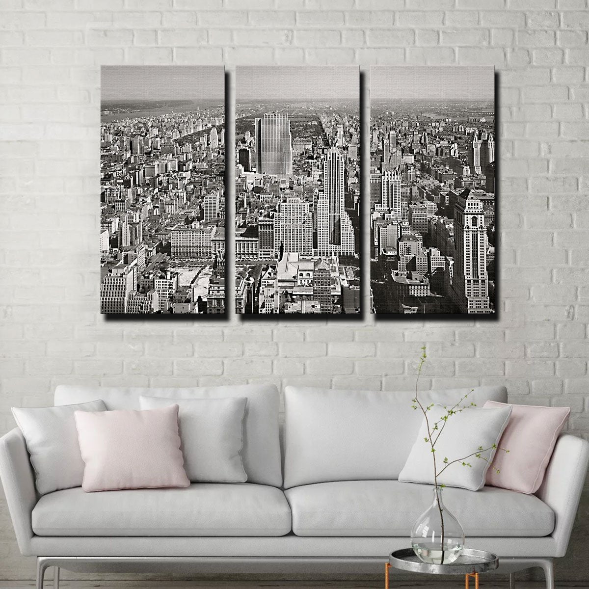 The Great Depression Canvas Set