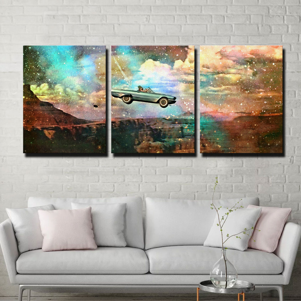 Thelma & Louise Canvas Set