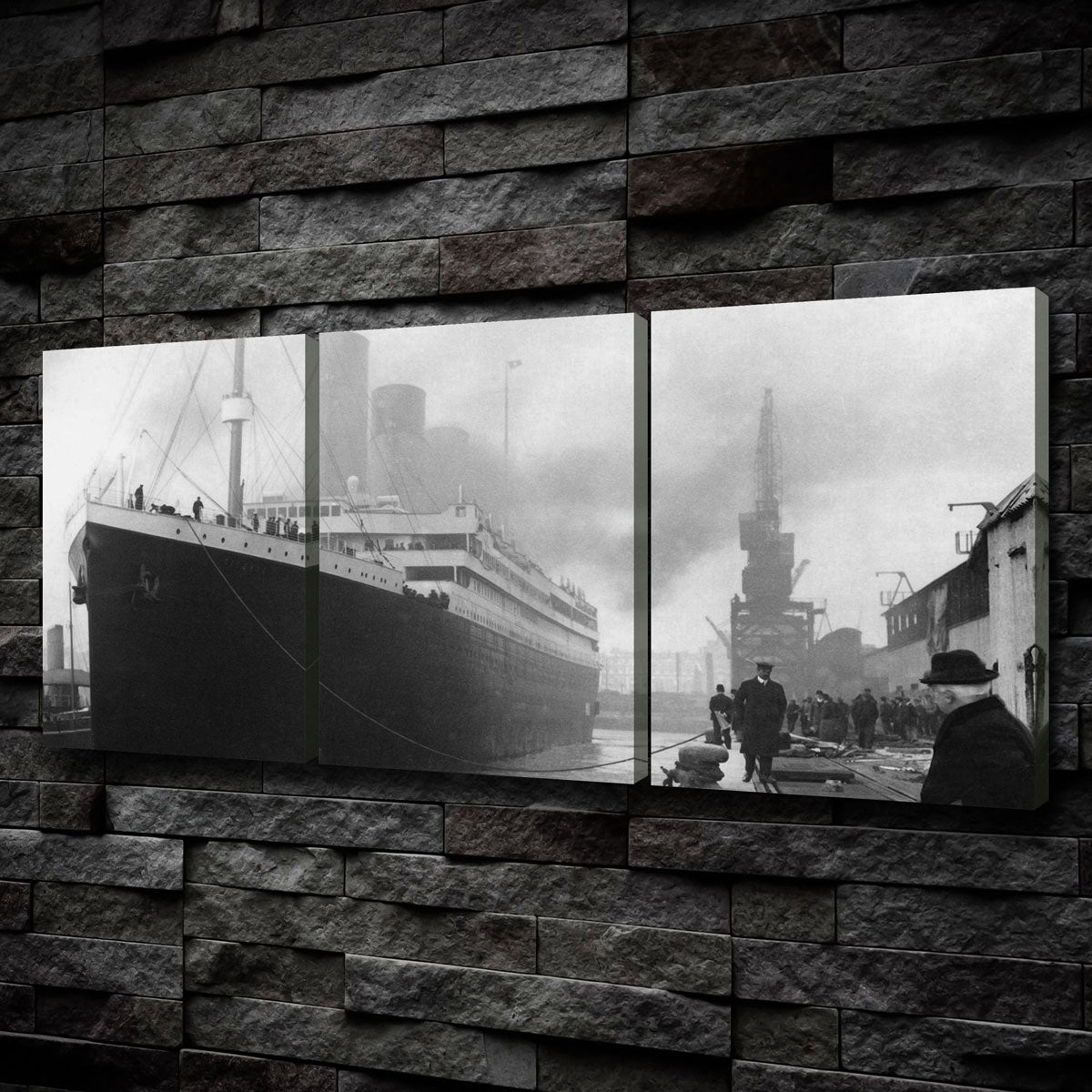 RMS Titanic Canvas Set