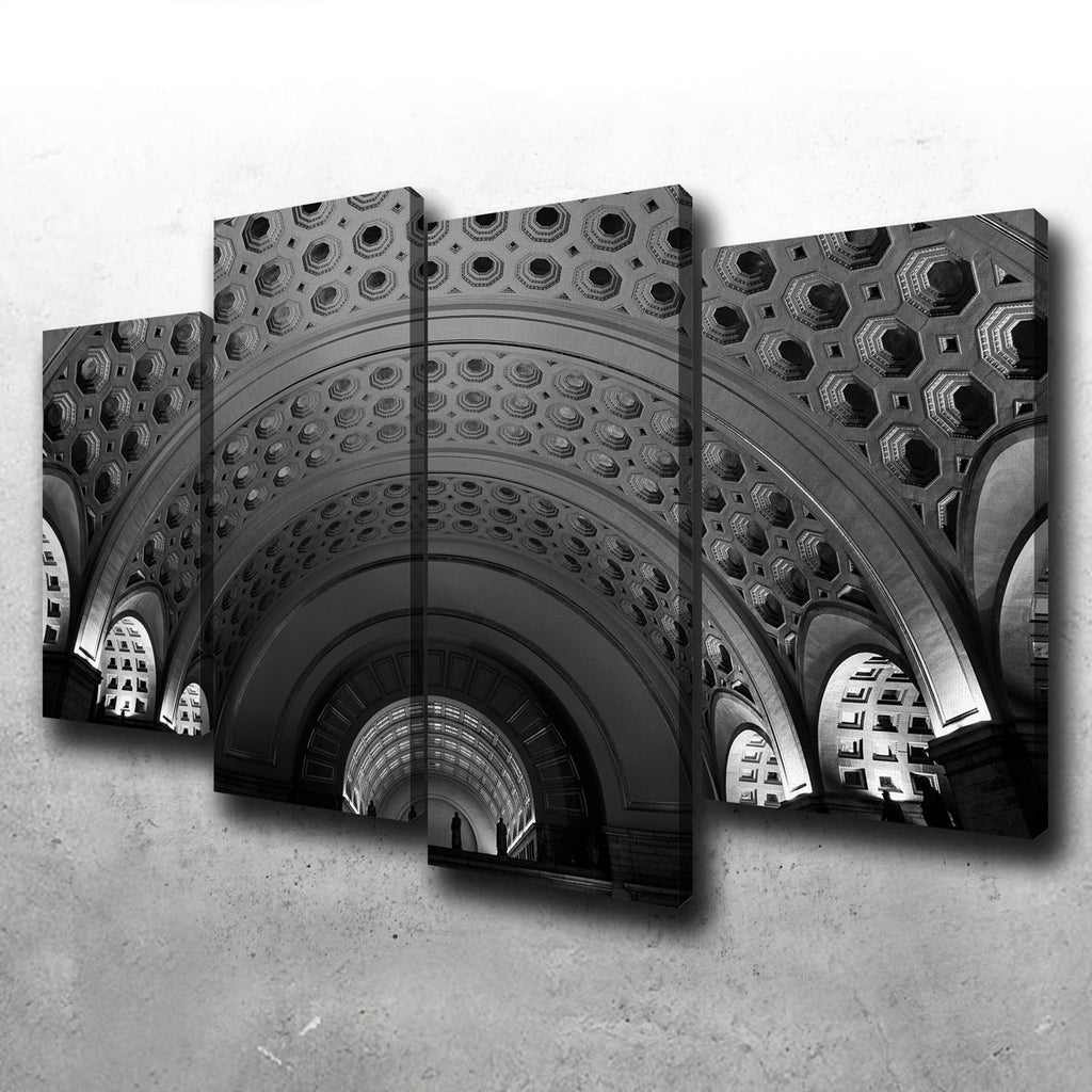 Union Station Canvas Set