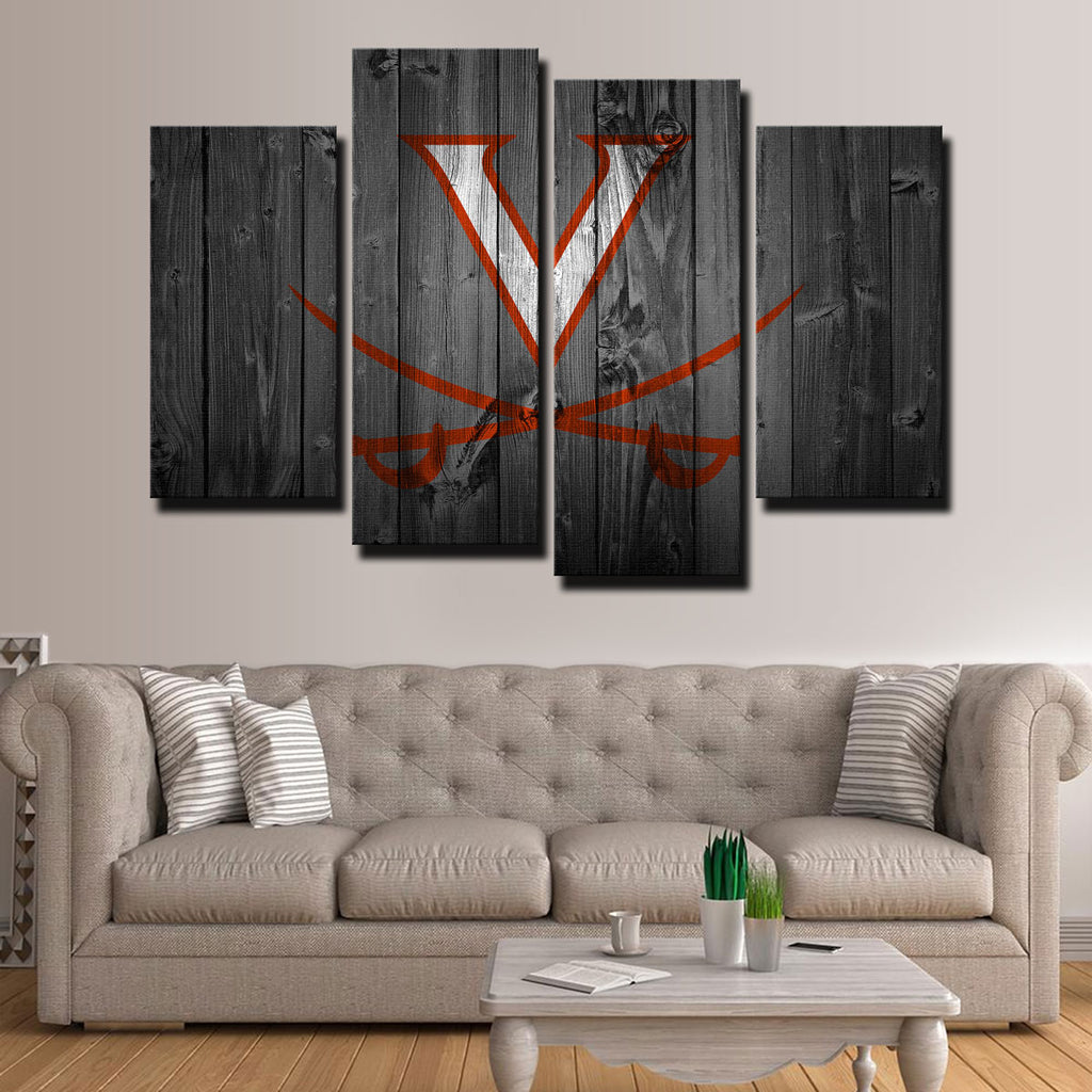 Virginia Canvas Set