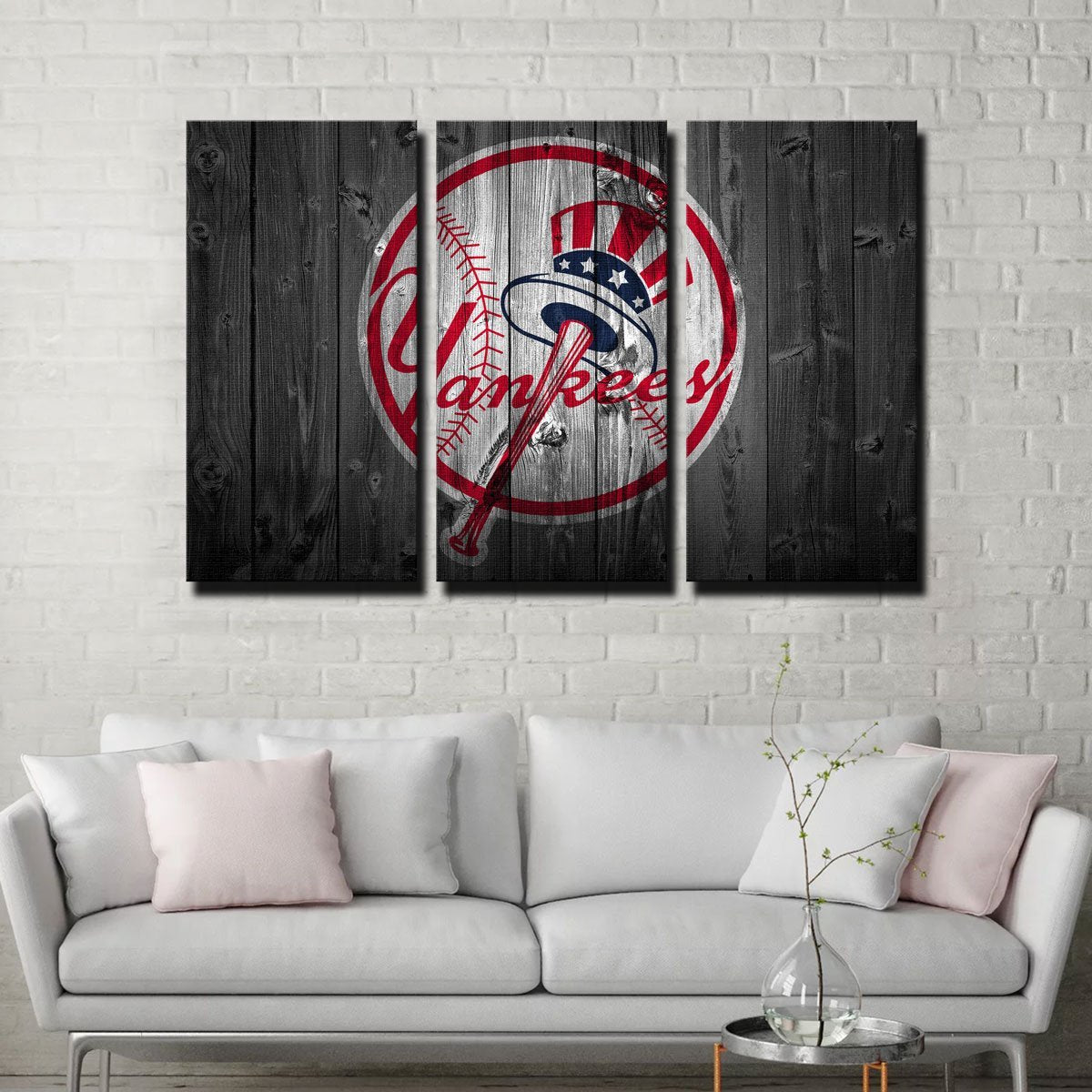 Yankees Canvas Set
