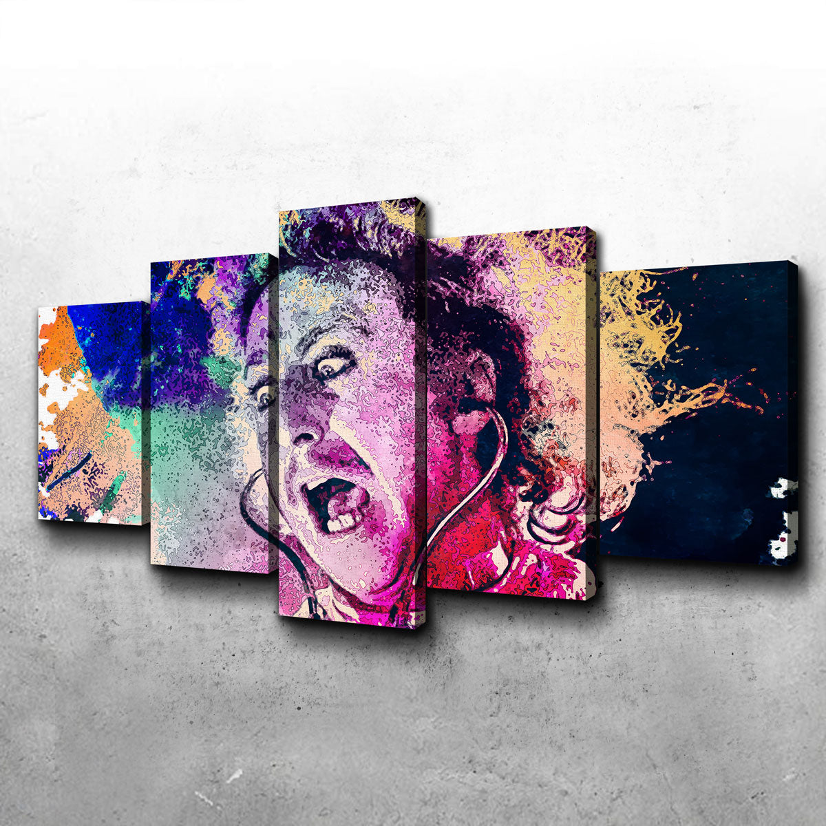 Young Frankenstein Canvas Set