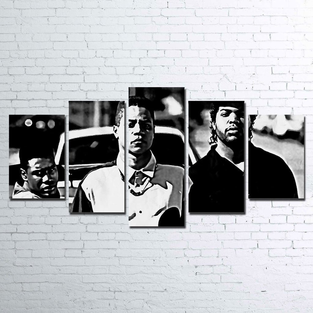 Boyz N The Hood Canvas Set